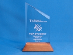 Top Student Trophy - The Army School of Administration