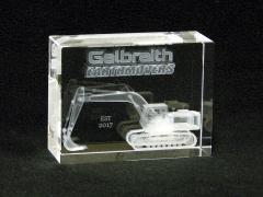 Galbraith Earthmovers with 3d Digger