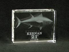 Keenan 21st with Bluefin Tuna