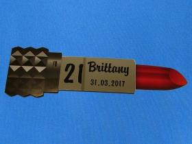 Lipstick 21st Key