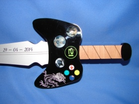 Sword with Controller 21st Key