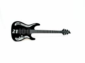 Guitar 21st Key for Sean