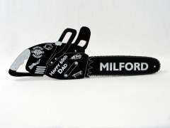 60th Key Chainsaw for Milford