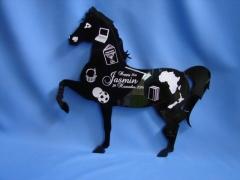 Horse 21st Key