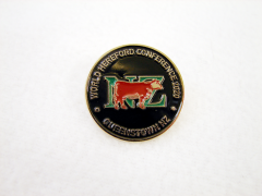 World Hereford Conference Badge