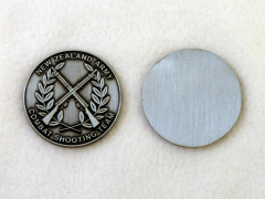 NZ Army Combat Shooting Team Coin
