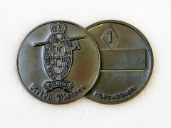 Recon Platoon Coin