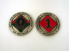 1st Battalion Coin