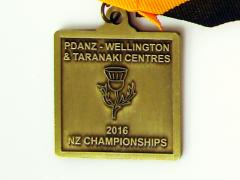 PDANZ Medals