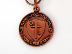 Huntley School Medal