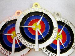 Manawatu Archery Club Medals