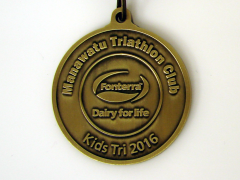 Manawatu Triathlon Club Gold Medal