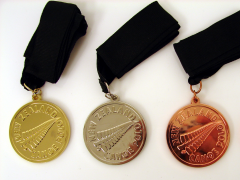 New Zealand Canoe Polo Medals