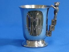 The B-Man's mug