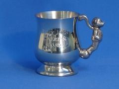 Liverton Christening Mug