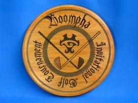 Boompha Invitational Golf Tournament Shield