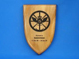 5 Mov Coy Shield