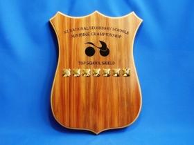 Top School Shield - Minibike Championsjip