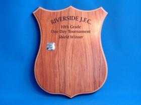 10th Grade One Day Tournament Shield - Riverside JFC