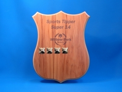Sports Tipper Super 14 Shield for Willow Park Tavern