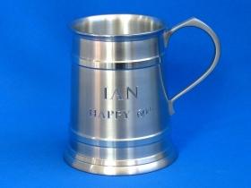 Ian's 60th Tankard